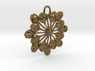 太阳花项链